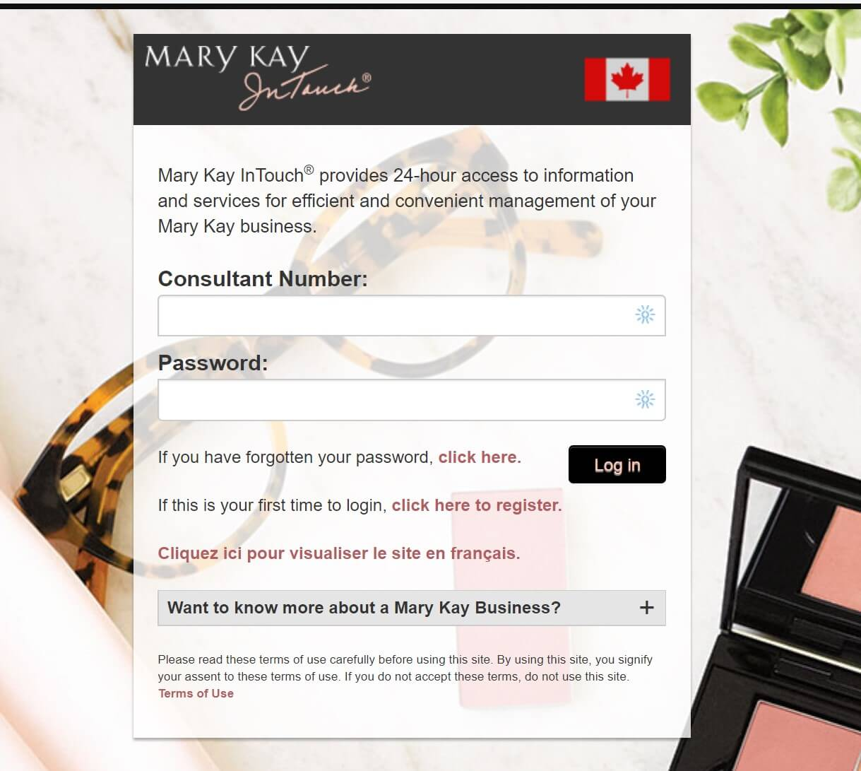Marykayintouch Login @ www marykayintouch com/mylogin (All Countries)