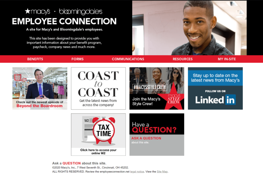 Employee Connection – Community and Resources