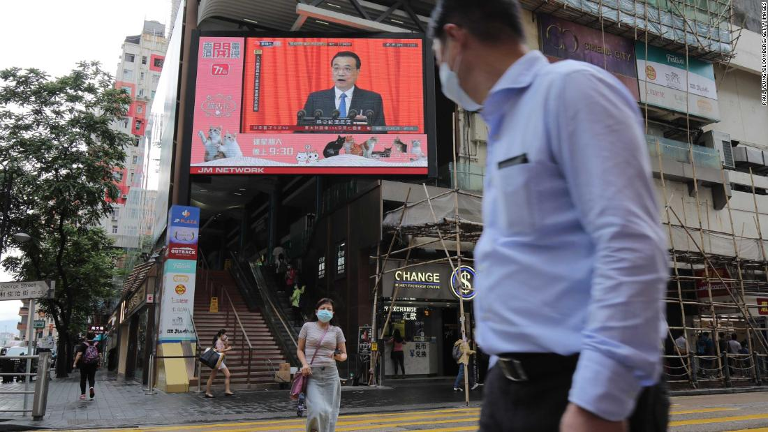 The future of Hong Kong: Business fears are growing