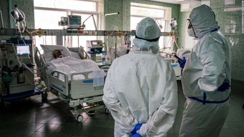 Russia coronavirus: overwork and unscrupulous medical workers risk their lives with little praise