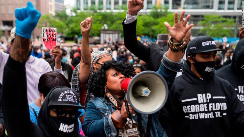George Floyd's protest spreads across the country: live update